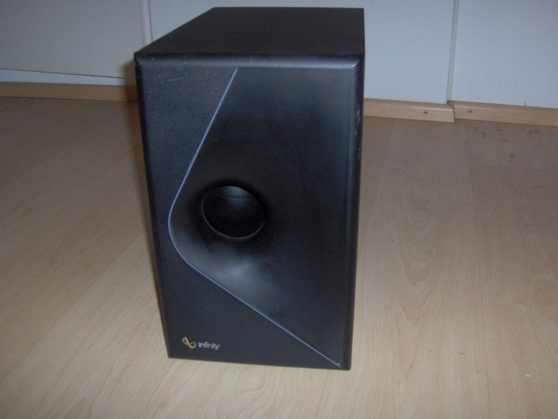 5er e39 einen passiven infinity minuette mcs subwoofer. Black Bedroom Furniture Sets. Home Design Ideas